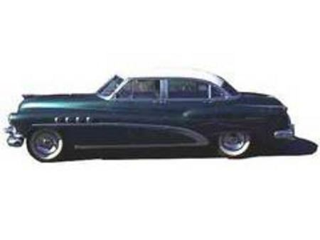 Fiche technique BUICK ROADMASTER 8 cylindres