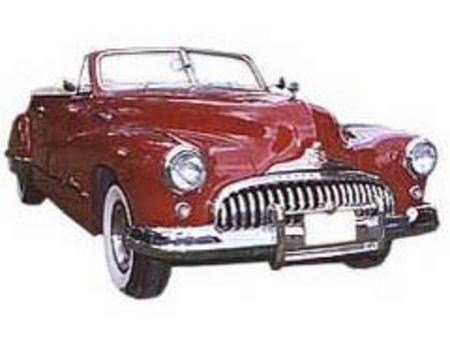 Fiche technique BUICK ROADMASTER Cabriolet 1948
