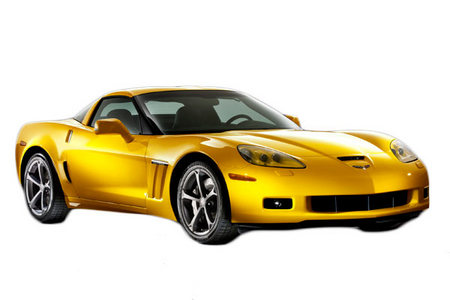 CHEVROLET CORVETTE (C6) 6.2 440ch Grand Sport