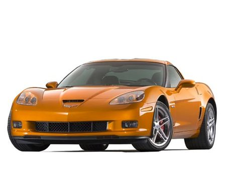 Fiche Technique Chevrolet Corvette C6 Z06 70 512ch Motorlegend