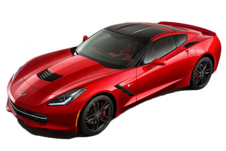 CHEVROLET CORVETTE (C7) Stingray Coupe 6.2 V8 466ch