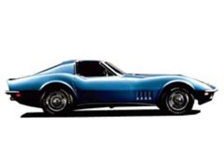 fiche technique chevrolet corvette l79 350 cv motorlegend. Black Bedroom Furniture Sets. Home Design Ideas