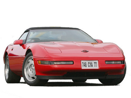 CHEVROLET CORVETTE LT-1
