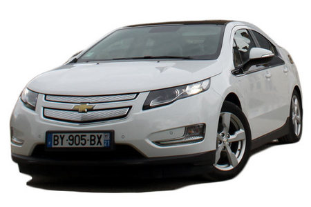 CHEVROLET VOLT E-REV