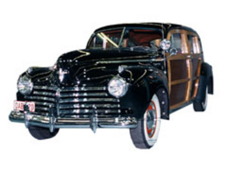 Fiche technique CHRYSLER TOWN and COUNTRY 1941