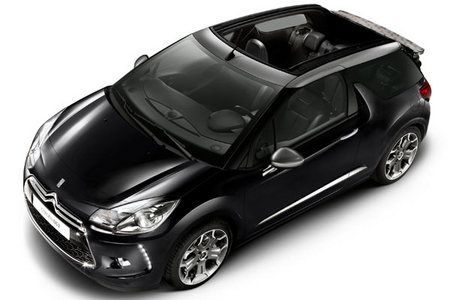 fiche technique citroen ds3 cabrio 1 6 thp 155 motorlegend. Black Bedroom Furniture Sets. Home Design Ideas