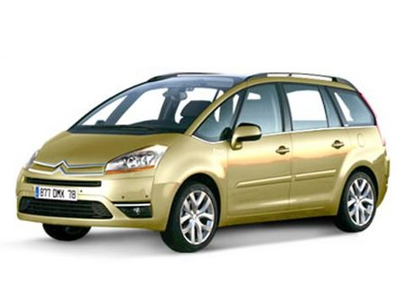 Fiche technique CITROEN GRAND C4 PICASSO 2.0 HDi FAP 138ch