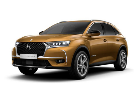 DS 7 CROSSBACK BlueHDi 180 EAT8