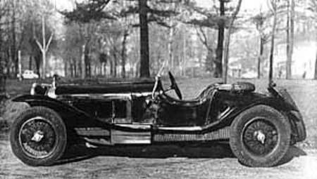 1750 SS Mille Milles 1929