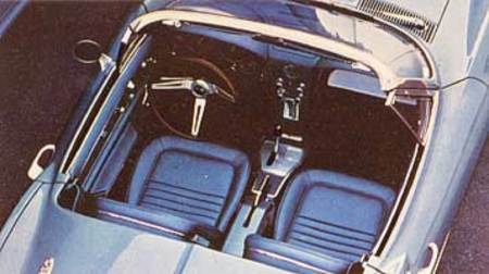Corvette Sting Ray 1965 : l'invitation au voyage