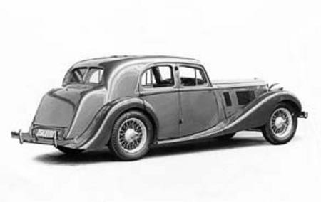 MG WA Saloon 1938