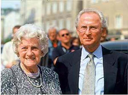 Andrée Jellinek et Jürgen Hubbert