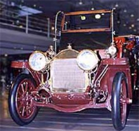 Benz Parsifal type 12/18 ch de 1903