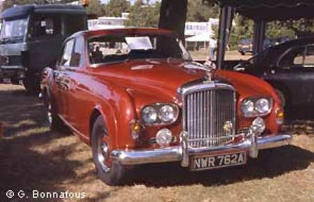 Bentley S3 Flying Spur