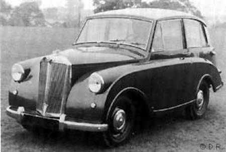 Triumph Mayflower berline
