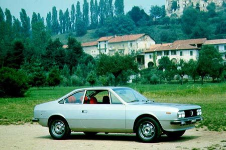 Lancia Beta Coupé