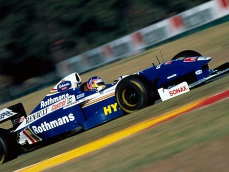 Villeneuve, Williams, Argentine 1997