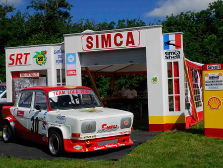 Simca Racing Team