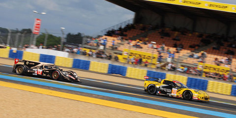 24 Heures du Mans 2012  du samedi 16 au dimanche 17 juin 2012