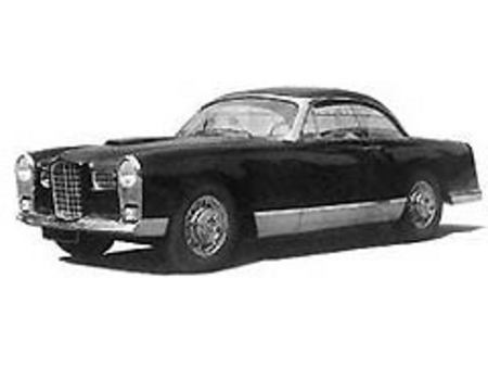 Fiche technique FACEL VEGA FV1