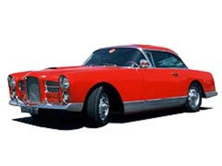 Fiche technique FACEL VEGA HK 500 V8