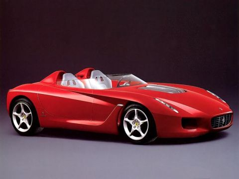 Photo FERRARI ROSSA