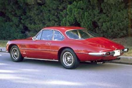 Ferrari 400 coupé Superamerica, 1962