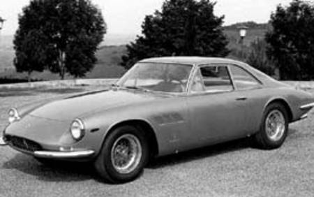 Ferrari 500 Superfast, 1964