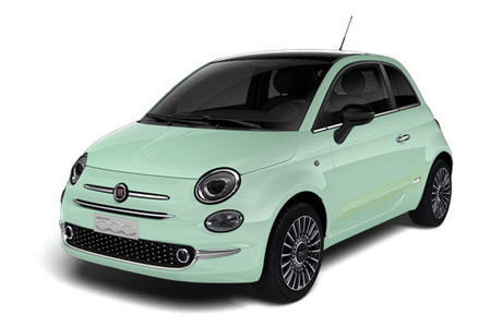 fiche technique fiat 500 ii 0 9 twinair turbo 105 ch. Black Bedroom Furniture Sets. Home Design Ideas