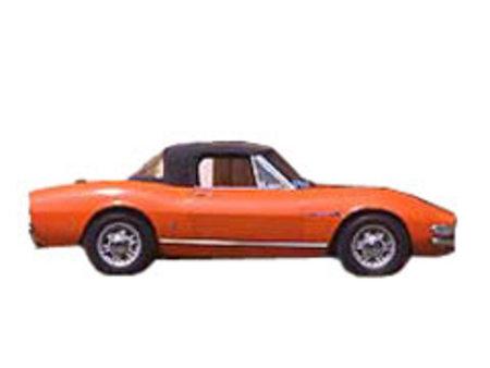 Fiche technique FIAT DINO 2400 Coupé