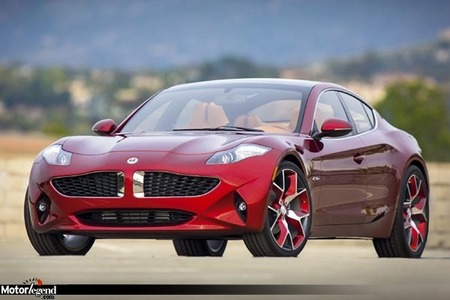 Fiche technique FISKER ATLANTIC Concept