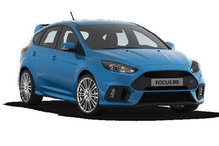 FORD FOCUS (III) RS