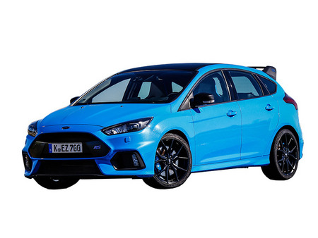 Fiche technique FORD FOCUS (III) RS Performance Pack