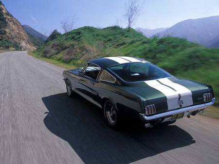 Shelby Mustang GT 350, 1966