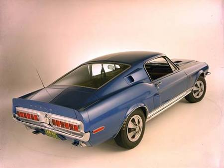 Mustang Shelby GT 500, 1968
