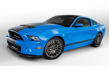FORD MUSTANG V (2005-14) (Serie 2) Shelby GT500