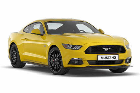 FORD MUSTANG VI (2015 - ...) GT 421 ch