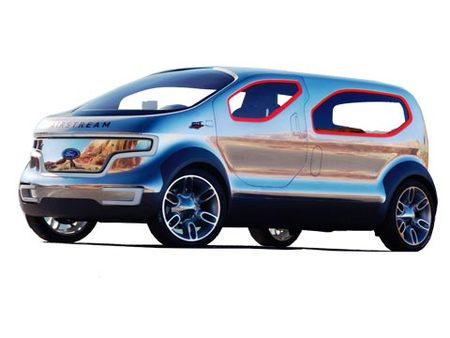 FORD USA AIRSTREAM Concept