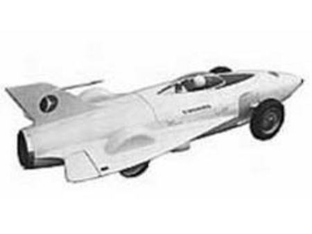 Fiche technique GM FIREBIRD I Concept