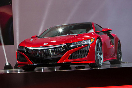 fiche technique honda nsx ii 3 5 v6 biturbo motorlegend. Black Bedroom Furniture Sets. Home Design Ideas