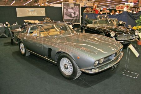 Photo ISO GRIFO