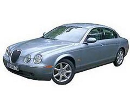 JAGUAR S-TYPE 2.7 V6 D Bi Turbo