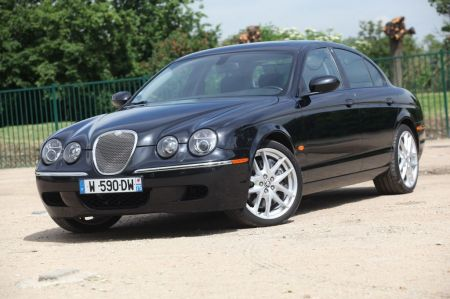 2003 jaguar s-type 4.2l v8