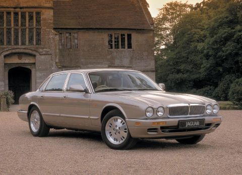 JAGUAR SOVEREIGN