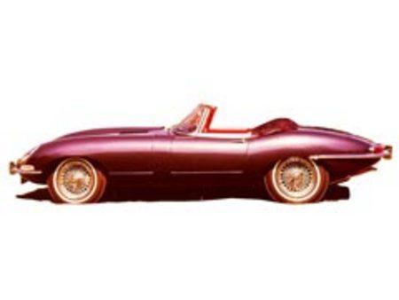 fiche technique jaguar type e série 1 3.8l - motorlegend