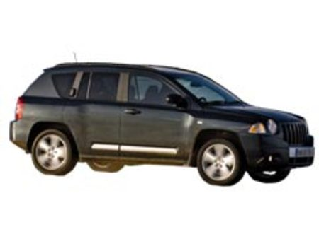 JEEP COMPASS (I) 2.0 CRD 140 ch