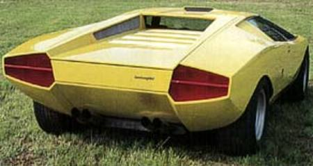 Prototype Countach LP 500