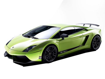 Fiche technique LAMBORGHINI GALLARDO LP570-4 Superleggera