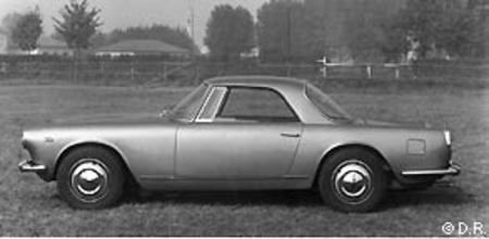 Le coupé Flaminia Touring GTL (2 + 2)