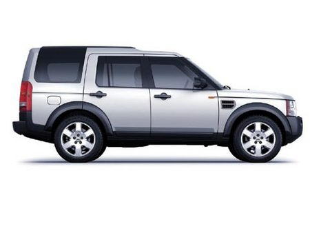 Fiche technique LAND ROVER DISCOVERY (III) TDV6